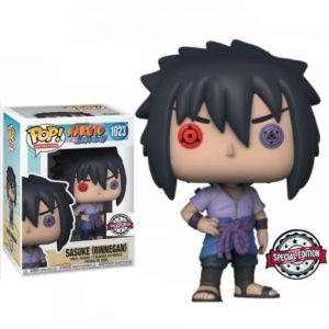 PREVENTA FUNKO POP Animation: Naruto – Sasuke (Rinnegan) *Random Chase*