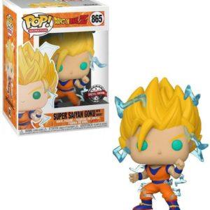 Funko Pop – Dragon Ball Z: Super Saiyan 2 Goku 865